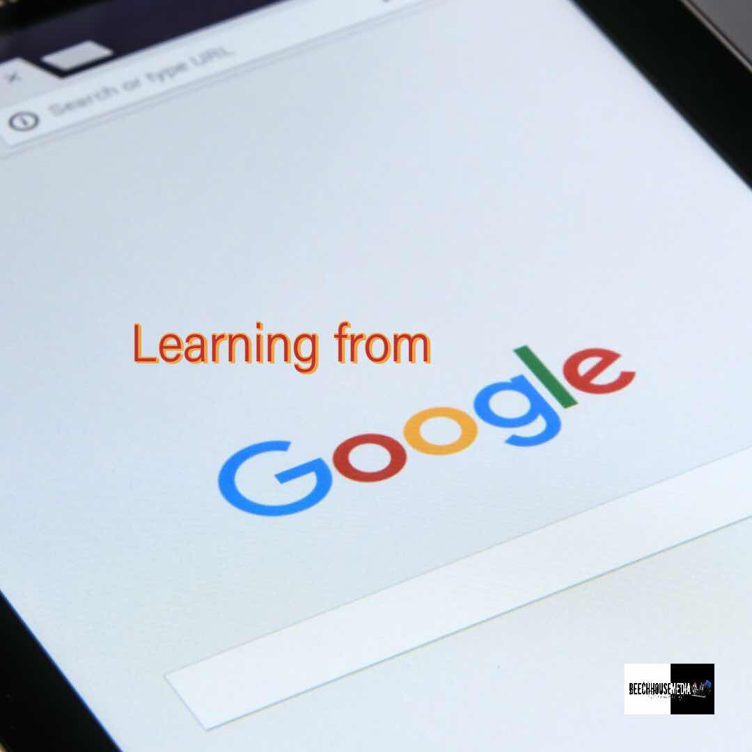 learning from google