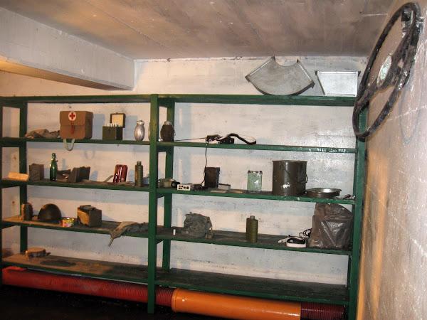 schron w gdyni leszczynkach muzeum