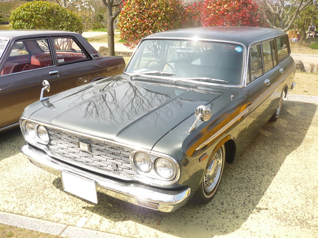 toyopet CrownWagon-1