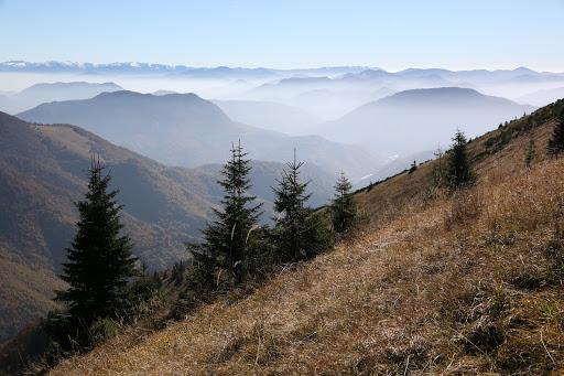 Dolina Bystrička a sútok Oravy a Váhu