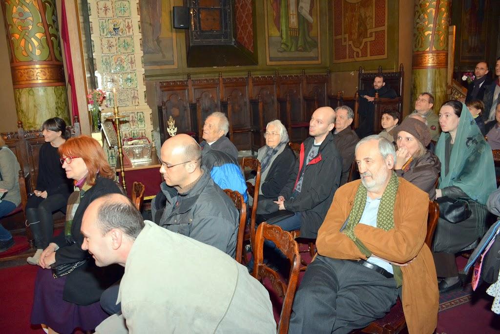Sorin Dumitrescu la Sf. Silvestru despre Inviere 102