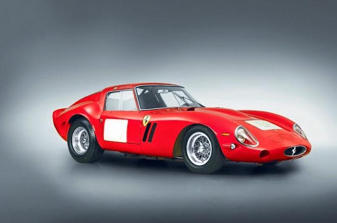 WOLRD RECORD! 1962/63 Ferrari 250 GTO auctioned for $38,115,000 USD