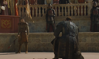 Game of Thrones Saison 4 épisode 8 The Mountain and the Viper