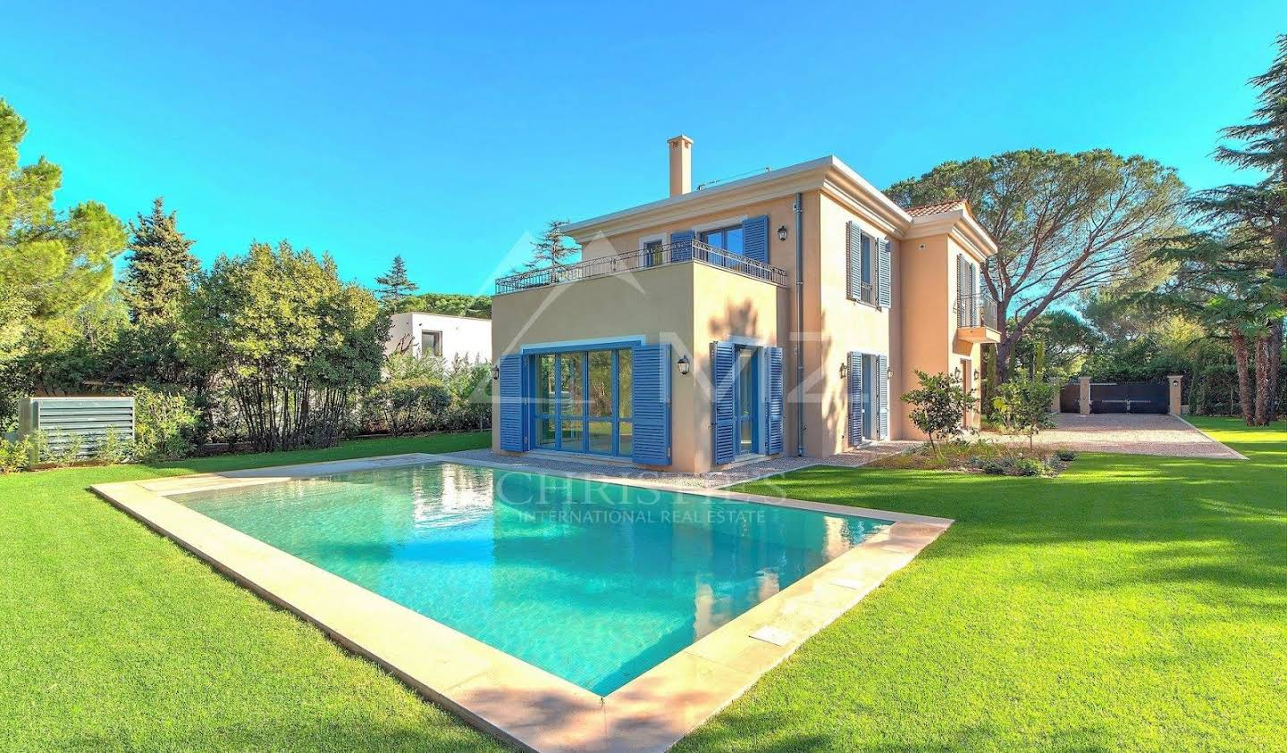 Villa with pool and terrace Saint-Jean-Cap-Ferrat