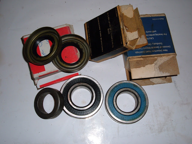 1965 Gran Sport Skylark and 1964-65  Sportwagon rear axle bearings and seals. Call