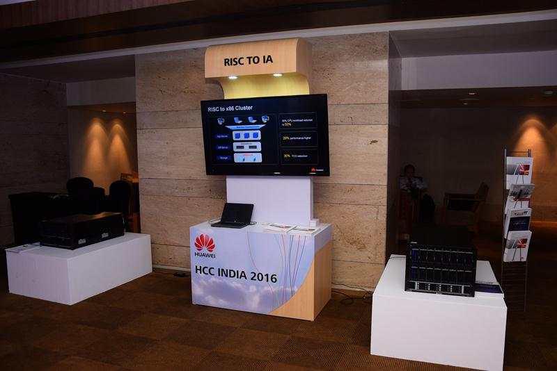 Huawei Cloud Congress India 2016 - 5
