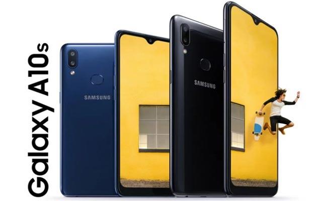Samsung Galaxy A10s Fitur