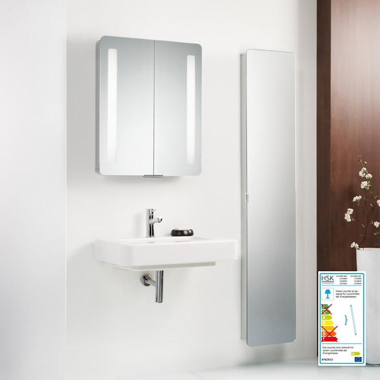 Armoires de toilette en aluminium_Spiegelschrank_Milieu  3