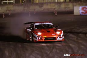 Shawn Spiteri Drifting in his Mazda RX7