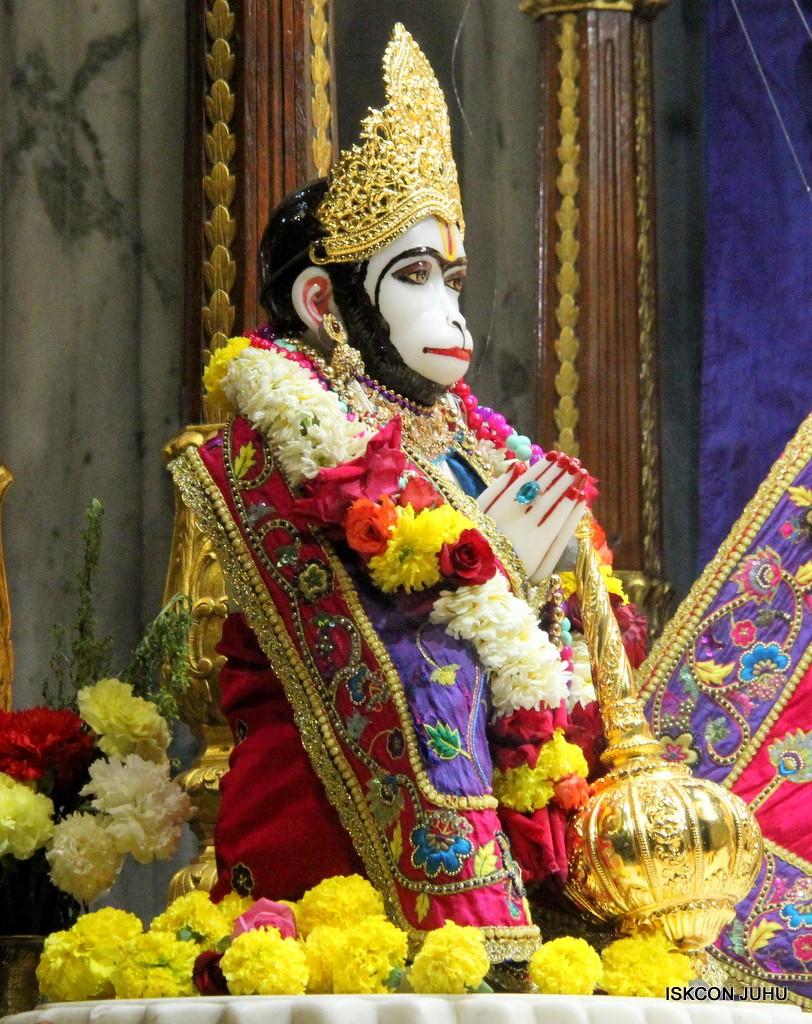ISKCON Juhu Sringar Deity Darshan 20 Jan 2017 (28)