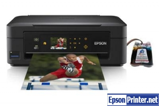 Get Epson XP-402 resetter software