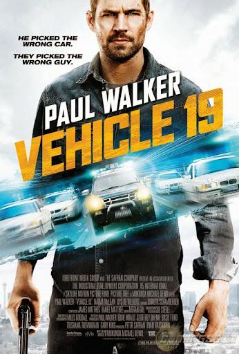 Ο Μαχητής Vehicle 19 Poster