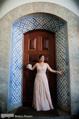 Foto 0197. Marcadores: 27/11/2010, Casamento Valeria e Leonardo, Fotos de Vestido, Madalena Salim, Rio de Janeiro, Vestido, Vestido de Noiva
