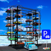 Rotary Car Parking Transporter