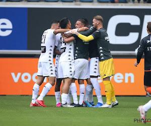Ryota Morioka surgit, Charleroi rugit... et croque la Gantoise au terme d'un match palpitant!