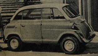 BMW 1960 600