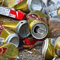 jenis limbah yang berwujud keras, padat, sangat sulit atau bahkan tidak bisa untuk diuraikan