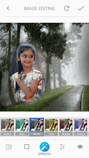Download Rain Overlay : Frames For Photo With Effects For PC Windows and Mac apk screenshot 2