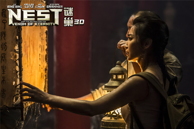 Guardians of the Tomb / Nest and the Search for the Venom of Eternity China Movie