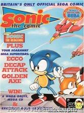 Actualización 20/10/2017: Se agrega el pequeño cómic perteneciente a la publicación Sonic The Comic numero 15 por Texthehedgehogde The Tails Archive y La casita de Amy Rose, disfrútenlo.