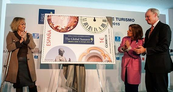 Madrid acogerá en abril de 2015 la Cumbre Mundial del Turismo