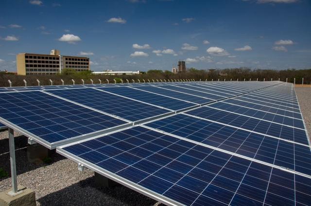 Ufersa tem usina solar que já responde por 7% da energia que consome