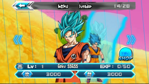 SAIUU!! NEW DRAGON BALL SUPER (MOD) TAP BATTLE PARA ANDROID (DOWNLOAD) 2019
