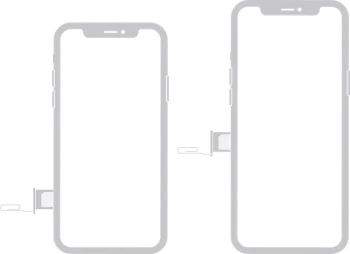 إصلاح البيانات الخلوية Ios Iphone Sim