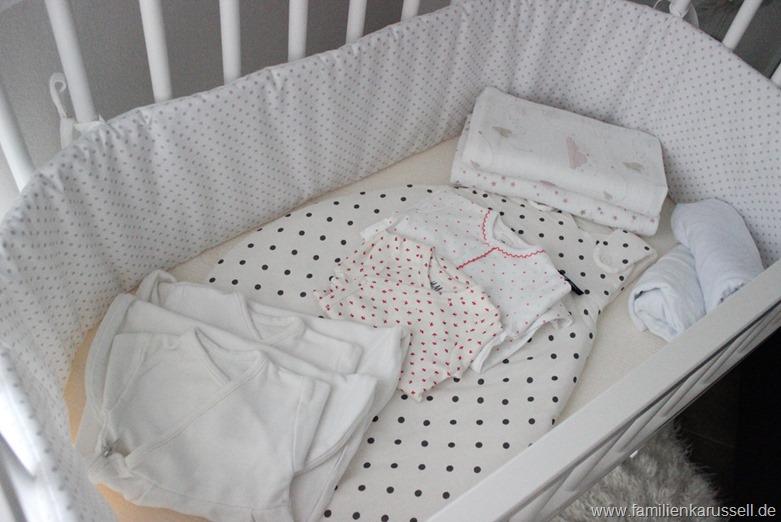 Baby-Schlafplatz-komplet