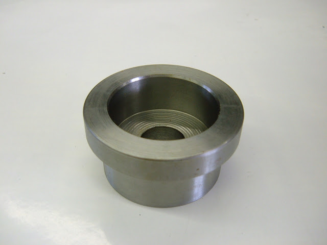 Pilot bearing adapter, check trans adapter section.