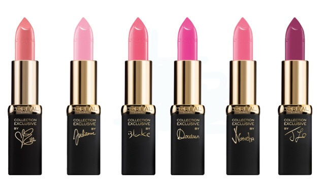 Alice´s Show Room: Labiales L\'Oreal pink obsession