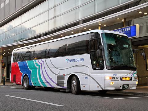 名鉄バス「名古屋~松山線」 2701