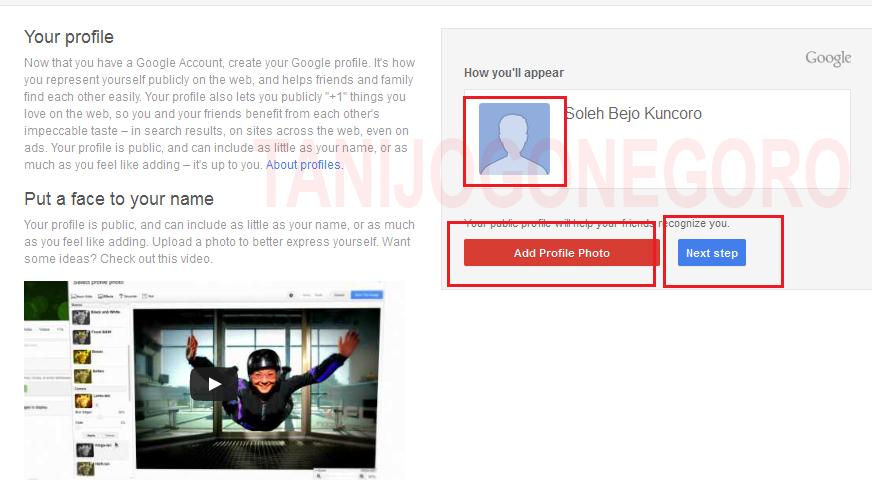 Cara Buat Email Baru (Daftar Email Baru) di Google