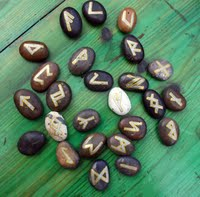 Hedgewitch Approach To Making Runes Image