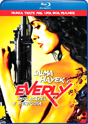 Filme Poster Everly - Implacável e Perigosa BDRip XviD Dual Audio & RMVB Dublado
