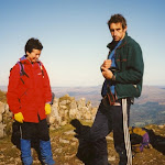 1993 Oct Cader Idris Jean Brown and John Mair.jpg