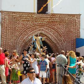 Fiestas patronales de Lobón