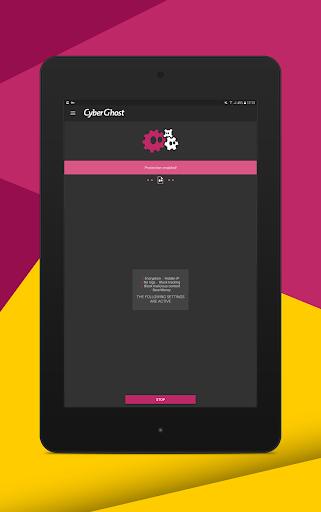 CyberGhost VPN  screenshots 12