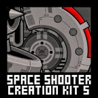 Side Scroll Space Shooter Modular Sprite