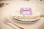 Рассадочная карточка на стол