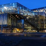 harpa concert hall in Reykjavik, Hofuoborgarsvaeoi, Iceland