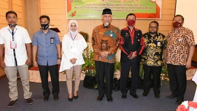Pemko Padang Ingatkan Pengelola Homestay Tingkatkan Pelayanan.