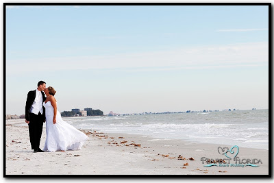 Sunset Vistas Treasure Island Wedding