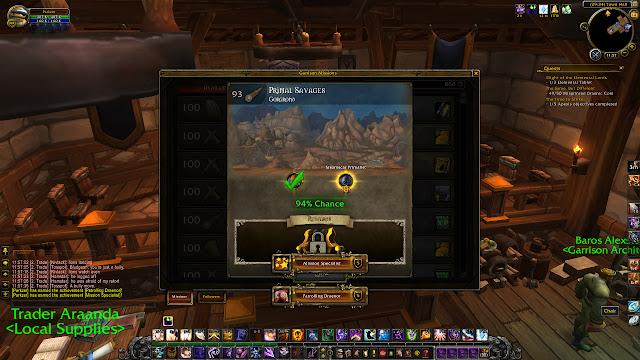 World of Warcraft - Patrolling Draenor