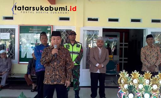 Camat Gegerbitung Kabupaten Sukabumi Endang Suherman