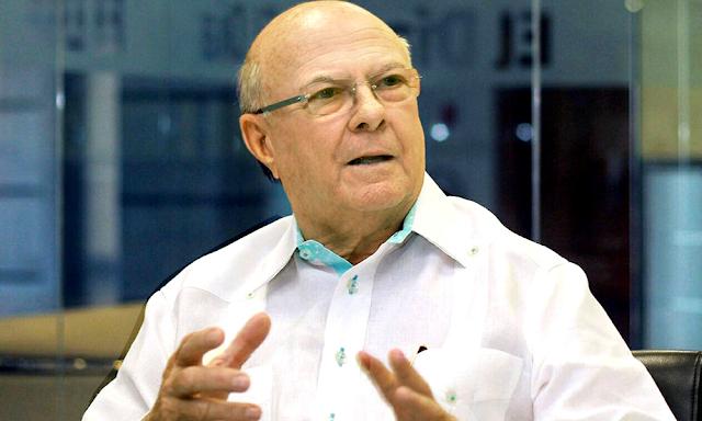 """Hipólito Mejía :"""" Hay funcionarios muy malos que deben ser sustituidos"""""""