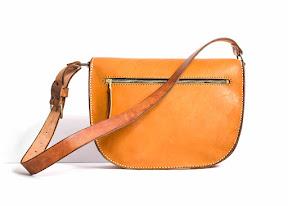 leather bag handmade Alis II