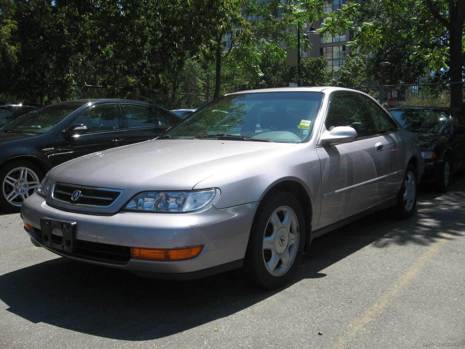 1998 acura cl coupe specifications pictures prices. Black Bedroom Furniture Sets. Home Design Ideas