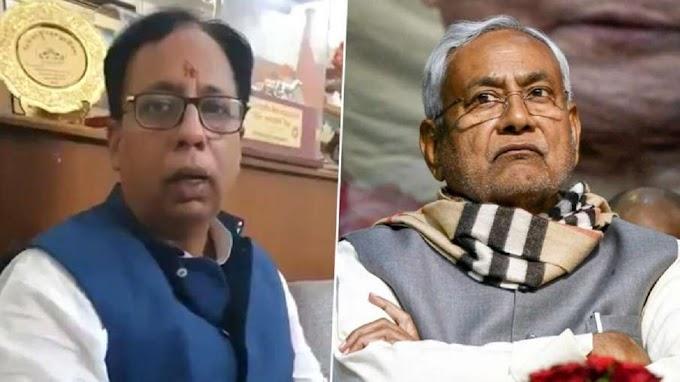 नीतीश सरकार के फैसले से बीजेपी खुश नही, संजय जायसवाल ने कहा- नाईट कर्फ्यू काफी नही.