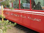 Pikes Peak Railway Train